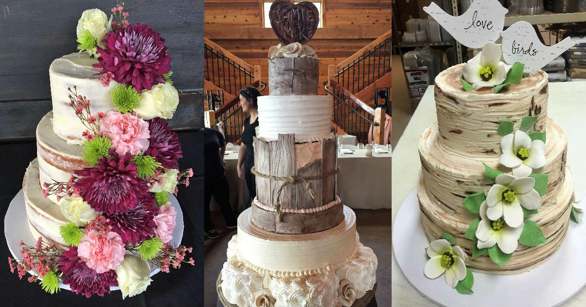 Wedding Cake Bakeries In Cleveland Ohio