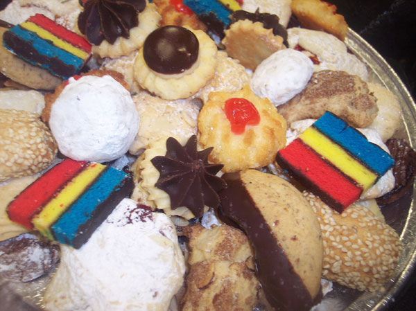 Classic Italian Cookie Assortment